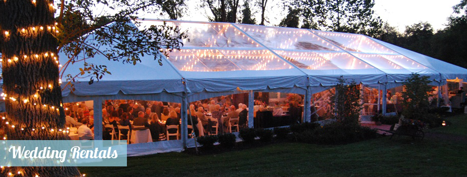 Wedding Tent & Party Rentals Company